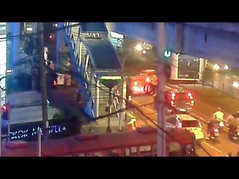 ACTION BANGKOK,POLICE,BACK DRIVING. 8/2013