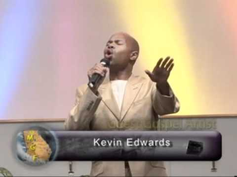 Lance Boyd Talent Network Book Gospel Recording Artist Kevin Edwards at Your Next Event