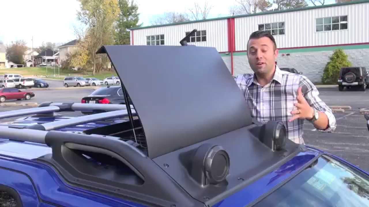2015 Nissan Xterra Pro 4x Youtube
