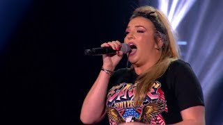 Jenny Ball SHOWS OFF VOCALS with IRIS Cover - The X Factor UK 2017 - Six Chair Challenge