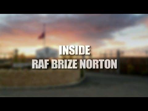 Inside RAF Brize Norton Episode 1