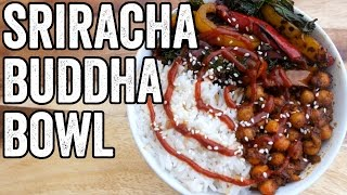 SRIRACHA BUDDHA BOWL | Fat Boy Slimming #8