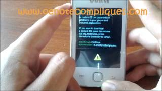 Colocar el Galaxy Young en Download Mode [HD]