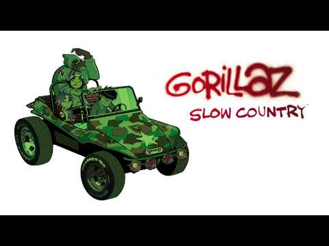 Gorillaz - Slow Country