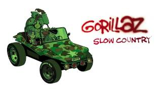 Watch Gorillaz Slow Country video
