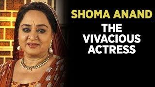 Shoma Anand: The Vivacious Actress    Tabassum Talkies