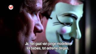 Anonymous Undercover Nederland Trailer