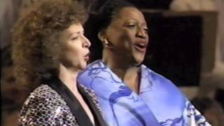 Katherine Ciesinski Jessye Norman In Belle Nuit ô Nuit D 39 Amour From Tanglewood
