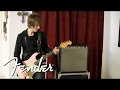 Tyler Bryant Talks FENDER | Fender