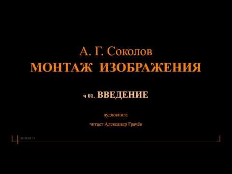Соколов. МОНТАЖ. Аудиокнига. ч 01. ВВЕДЕНИЕ
