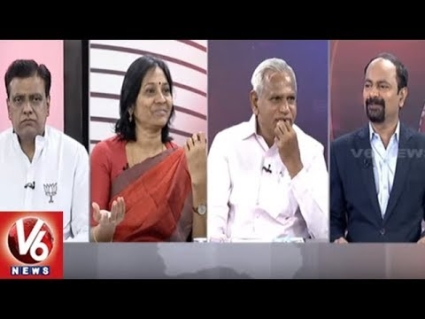 Special Debate On Election Campaigning Cost & Congress Promises | Good Morning Telangana | V6