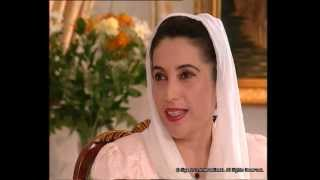Rendezvous with Simi Garewal Benazir Bhutto Part 1 & 2