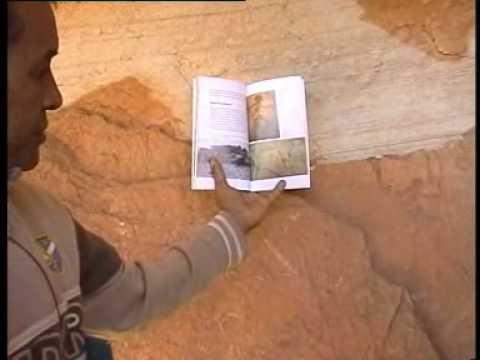 Yacimiento arqueologico de Erqueyez republica Arabe Saharaui Democratica
