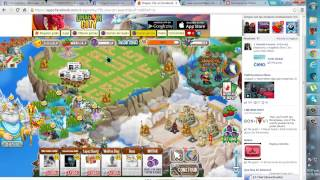 Dragon City| Hack para Comprar Dragones Legendarios por 25 gemas 2015