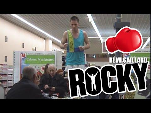 Rocky (rémi Gaillard) video