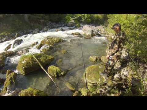 место для рыбалки в абхазии