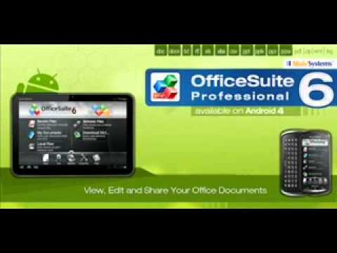 OfficeSuite Pro 6 + (PDF & HD) v6.1.861 (android)