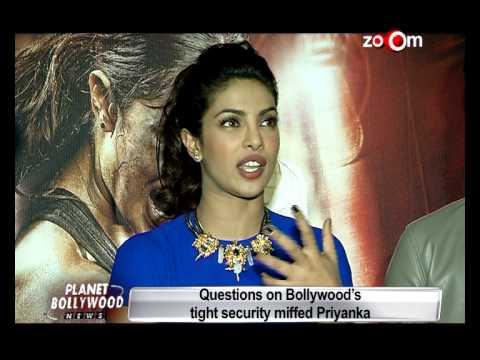 Priyanka Chopra got miffed! | Bollywood News