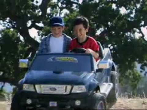 Power Wheels by Fisher Price Ford F150 - YouTube