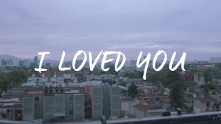 Blonde ft. Melissa Steel - I Loved You