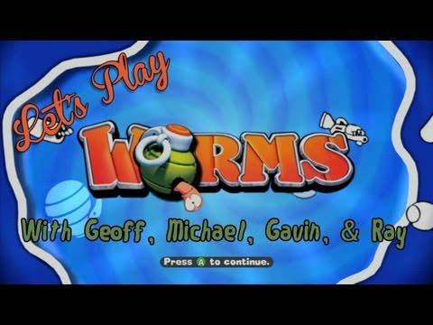 Let's Play Worms