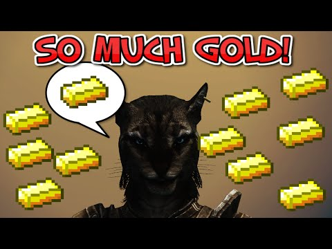 skyrim how to create ingots