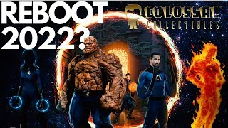 Fantastic Four MCU Reboot Reportedly Planned for 2022