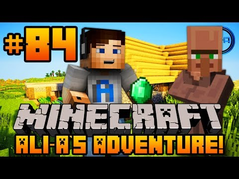 Minecraft - Ali-As Adventure #84! - WHAT - NO WAY!