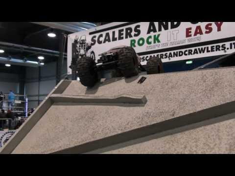 model expo Verona 2010 gara crawler 7