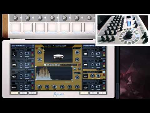 Arturia Spark 1.5 tutorial by Mike Hosker