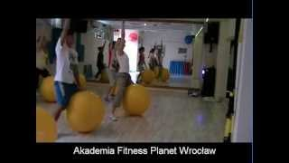 Fit Ball Cardio & Shape - Akademia Fitness Planet