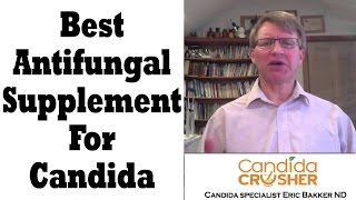 What Is The Best Antifungal Supplement For Candida