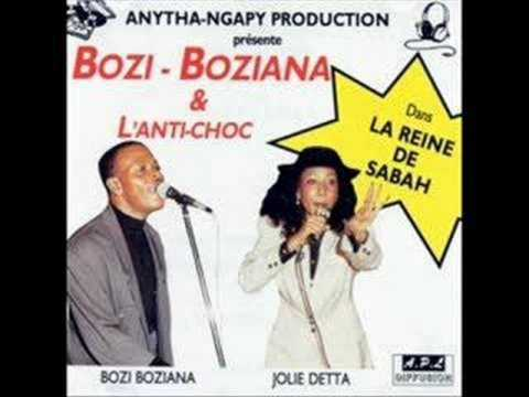 BOZI Boziana et Anti choc (Menina)