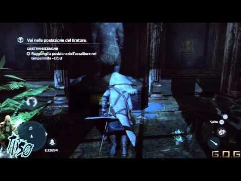 ☆★Assassin's Creed 3 [ITA] – Il castello del dottore pazzo – 100% Sincro☆★