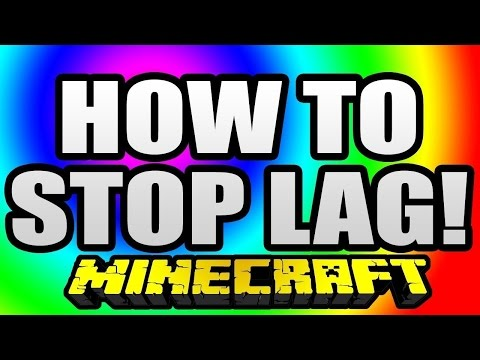 How To Make MineCraft Run Smooth with NO LAG