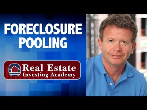 Real Estate Investors can purchase pools of foreclosed properties with government money ! (r2)