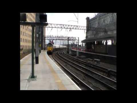 Season 4, Episode 153 - DRS Northern Belle at Glasgow Central (28/04/2013)