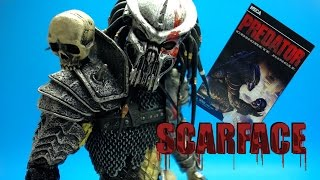 Neca Predator Concrete Jungle Video Game Scarface Action Figure Review