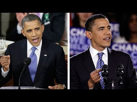 Executive Power: Candidate Obama vs. President Obama