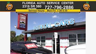 Service For All Makes & Models at Florida Auto Service Center!