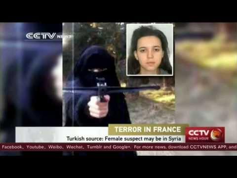 ISIS ISIL Daesh Female Terrorist linked to Paris terrorist attacks in Syria? Breaking News Jan/2015