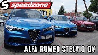 Alfa Romeo Stelvio QV teszt: Bolond autó, bolondoknak