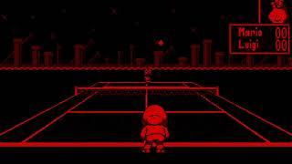 Mario's Tennis Japan,  NINTENDO VIRTUAL BOY HYPERSPIN NOT MINE VIDEOSUSA