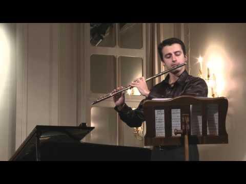 Пуленк, Франсис - Соната для флейты и фортепиано