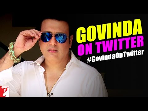 Govinda On Twitter - Kill Dil