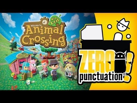 ANIMAL CROSSING: NEW LEAF (Zero Punctuation)