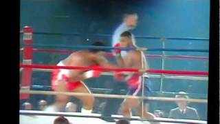 Mike Tyson Vs. Sterling Benjamin HD