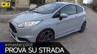 Ford Fiesta ST200 | Test drive (+POV) [ENGLISH SUB]