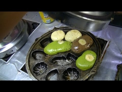 Jakarta Street Food 697 @Blenger Cubit Cake Kue @Cubit_Blenger Pisang Keju BR TiVi 5172