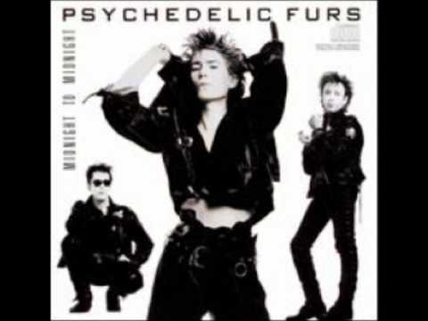 Psychedelic Furs - Shadow In My Heart